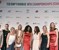 Maria Sharapova, Victoria Azarenka and