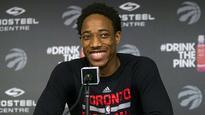 DeRozan, Sullinger officially sign with Raptors