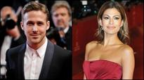 Did you notice Eva Mendes' coy reply to Ryan Gosling's praise at Golden Globes?