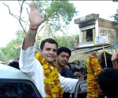 Rahul returns to India on Sunday