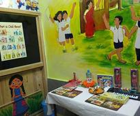 Chhattisgarh Cops Go Child Friendly To Have A Kids Corner At Police Stations