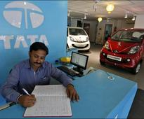 Tata Motors up sharply on strong sales data, buzz about new order win