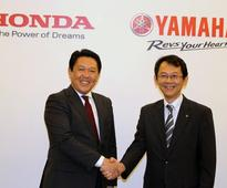 Honda and Yamaha joins hand to develop small capacity scooters, electric motor