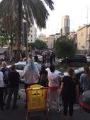Terror attack in Tel Aviv