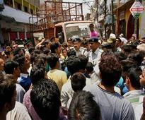Bihar: Protests erupt over alleged killing of a 20