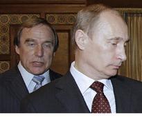 Putins best friend is at...