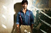 No TV for Shahid Kapoor