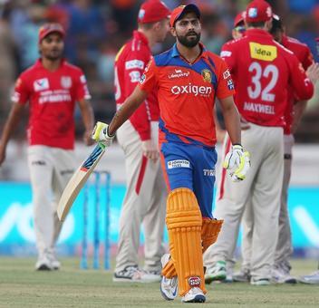 IPL: Jadeja reprimanded for showing dissent at umpire's decision