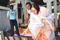 'Snan Jatra' ritual performed