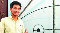 21 and winning over: Meet the youngest corporator in Hyderabad