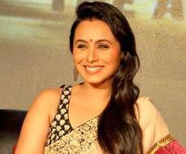 New mom Rani Mukerji talks about birth of daughter Adira