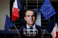 Analysis - Wooing Germany: Macron team debates euro zone reform tactics