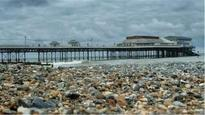 Lifeboat rescues Cromer Pier fall pair from sea