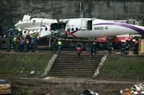 Pilots blamed for 2014 TransAsia crash in Taiwan