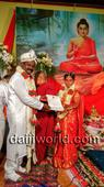 Udupi: Couple gets married as per Buddhist rituals, first time in city