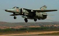 MiG-27 squadron number-plated at Hasimara