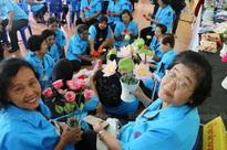 Elderly school a raging success