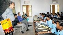 Government school kids get a guide on healthy living