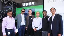 Uber, Bangalore Metro partnership brings Uber Kiosks to 12 metro stations