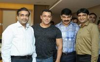 Yellow Diamond announces Salman Khan as Brand Ambassador  From Chulbule and Chips to Chulbul Pandey