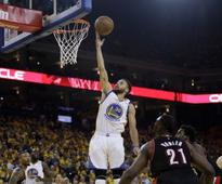 NBA playoffs: Warriors crush Blazers despite resting Kevin Durant, Russell Westbrook runs out of gas