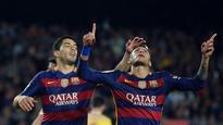 Barca Await Real, Atletico Champions League Hangover