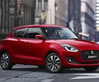 Maruti Suzuki Swift 2018 can be officially booked ahead of Auto Expo at Rs 11,000