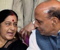 All party meet on Sikkim border row, Amarnath Yatra attack: Rajnath Singh, Sushma Swaraj to brief Opposition parties