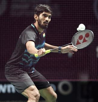 India's Srikanth is the new World No 1