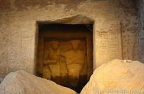 Egyptian statues revealed in ancient shrines