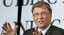 Bill Gates to talk about