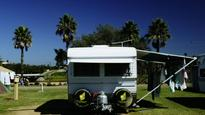 Why Australia's caravan retailers are happy campers