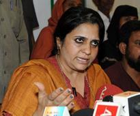 SC rejects Teesta's plea to unfreeze bank accounts