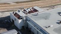 Kennedy Space Center Hurricane Matthew damage less than feared