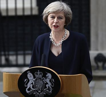 UK PM announces snap polls on June 8