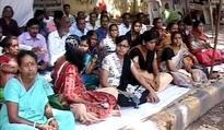 Mahanadi row: Odisha outfit stages dharna at Jantar Mantar