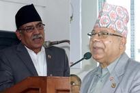 Dahal, Nepal meet in bid to mend ties between MC, UML