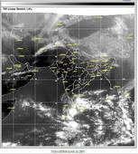 Low-pressure area exits Bay, but rains to stay over TN