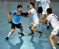 National handball team routs Uzbekistan