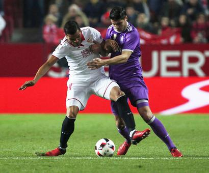 King's Cup: Real claim record with last-gasp draw against Sevilla