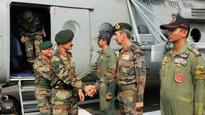 Army Chief meets troops who did surgical strike across LOC, conveys appreciation