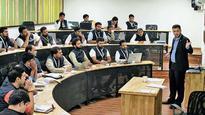 MBAs, IT grads train as politicians