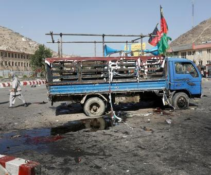 80 dead, 231 injured in Kabul suicide attack