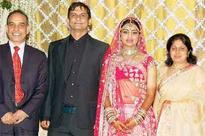 Neerja Mittersain tied the knot with C Ravishankar in Mumbai
