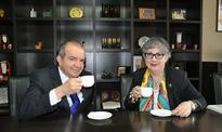 Costa Rican coffee comes to China