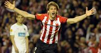 Llorente earns Bilbao a point
