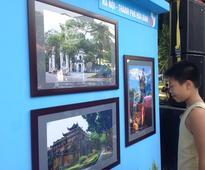 Over 100 photos on Hanoi on display