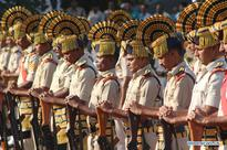 Police Commemoration Day marked in Bhopal, India