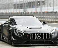This Has Got To Be The Most Sinister-Looking AMG We Have Ever Seen