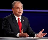Kaine: U.S. is in the Midst of a Hispanic Moment